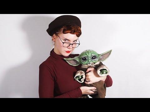 One Day Make: Baby Yoda