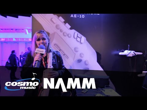 Roland Aerophone AE-10 Digital Wind Instrument - Cosmo Music at NAMM 2017