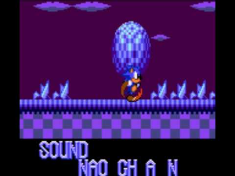 Sonic 2 Game Gear Bad Ending Youtube
