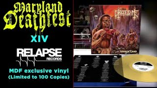Maryland Deathfest 2016 Relapse Records Merch Teaser
