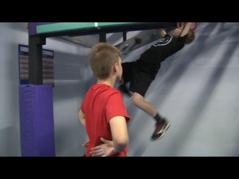 Little Big Shots: A pair of American Ninja Warriors