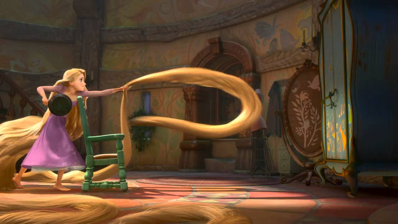 Rapunzel-Neu verföhnt - German Movie Trailer (Blockbuster ...  Rapunzel-Neu ve...