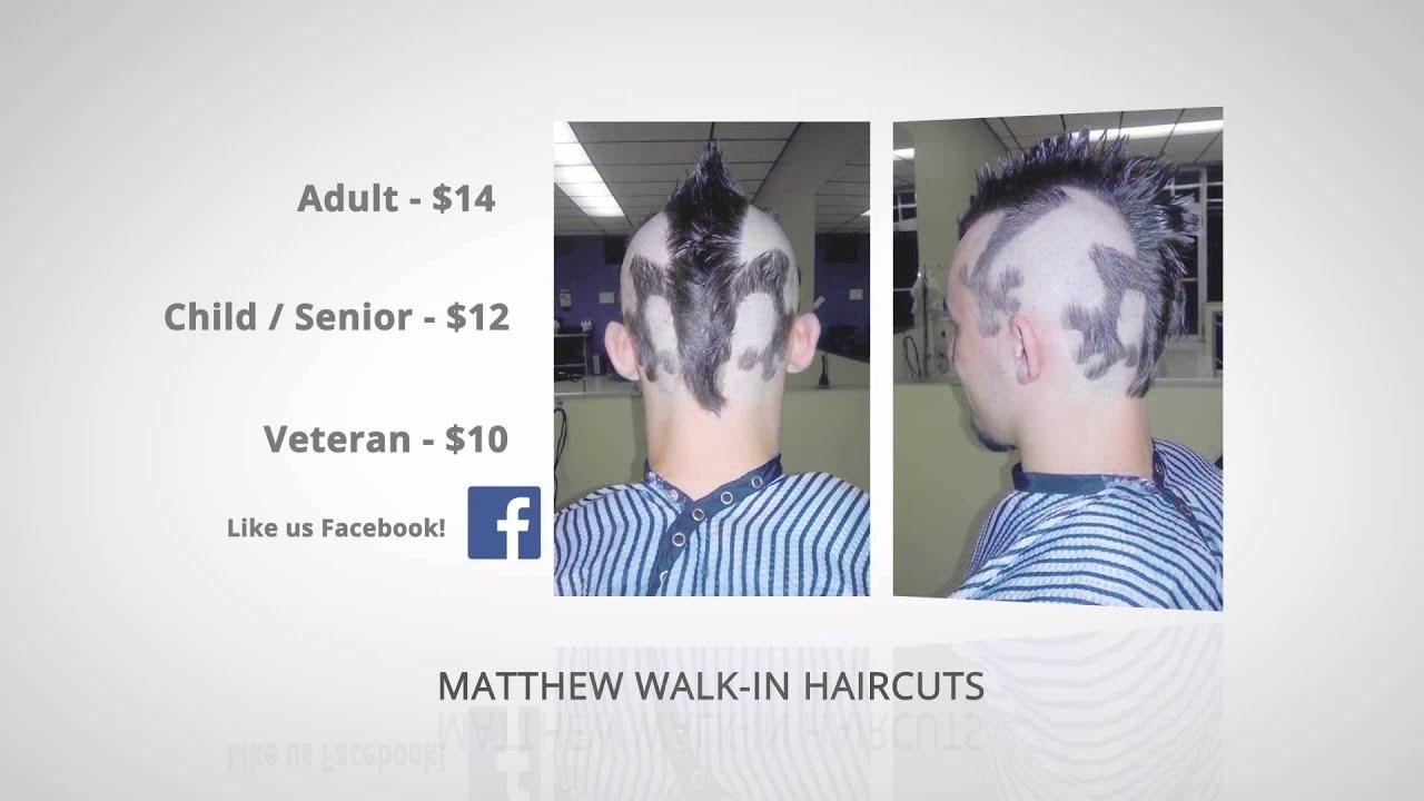 Matthew Walk Ins Youtube