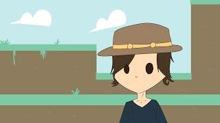 Carl Poppa in Minecraft (Carl Grimes) 1 Year Anniversary!