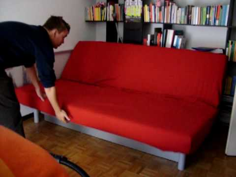 ikea beddinge youtube. Black Bedroom Furniture Sets. Home Design Ideas