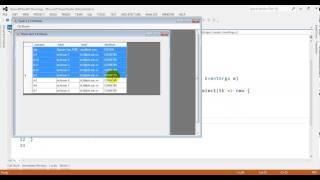 Hướng dẫn lập trình Window Form và Entity Framework