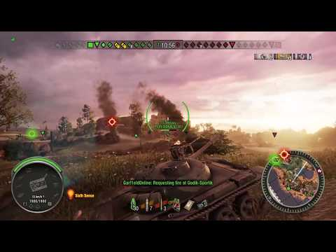 Wot  /  Obj. 140  /  Pacific Island  /  Platon with Hilding  /  sander977  /  ps4