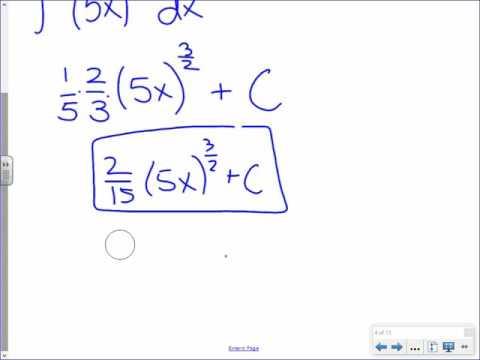 4.1b (12/12/16) AP Calculus AB