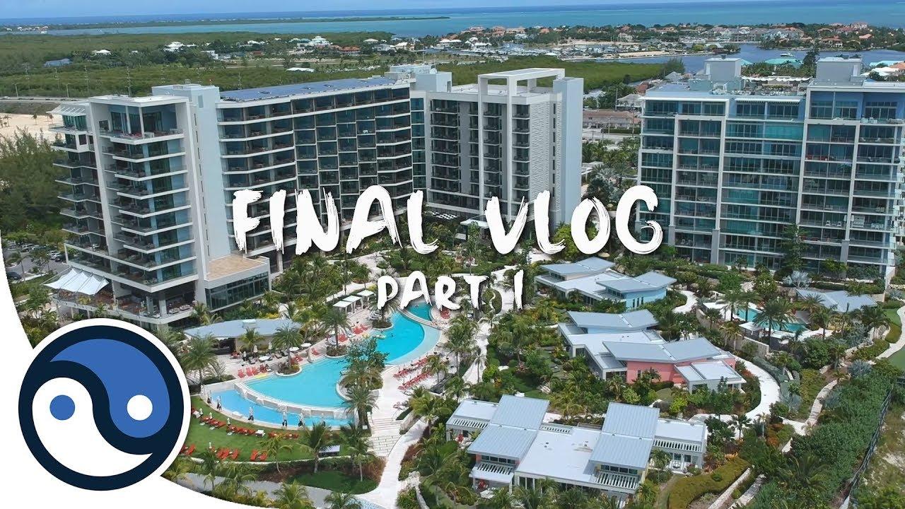 El hotel más elegante en el que he estado (Kimpton Seafire Resort Islas Caimán) + vídeo