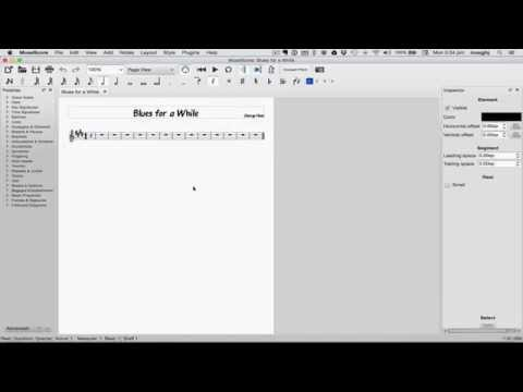 MuseScore In Minutes: Lesson 4 - MIDI Keyboard Input