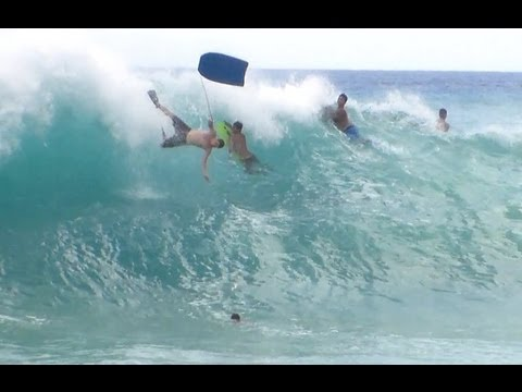 First big south swell for Hawaii 17-19, 2013.