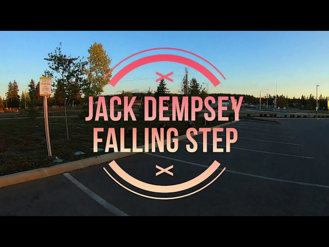 The Jack Dempsey Drop Step: Explained! [Falling Step]