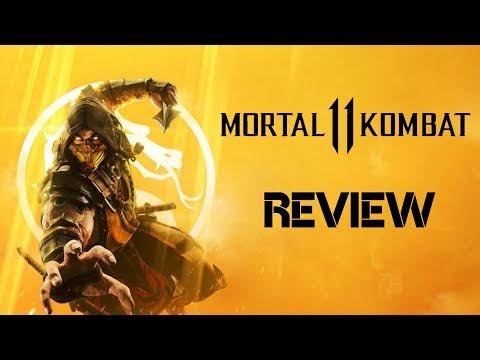 Обзор Mortal kombat 11 | Лучший файтинг 2019 года | Файтинг, по которому я скучал!
