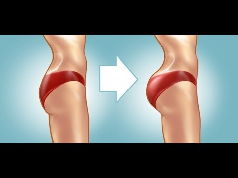 How To Make Your Butt Rounder And Bigger Naturally