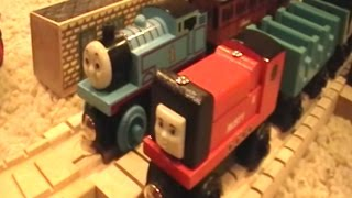 Thomas Wooden Railway Layout (#8)