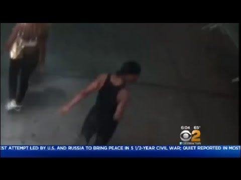 NYPD: Muslim Woman's Blouse Set On Fire