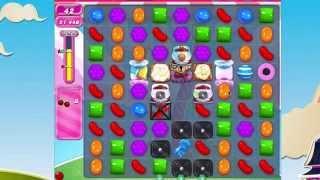 Candy Crush Saga Level 991 -- WAY HARD