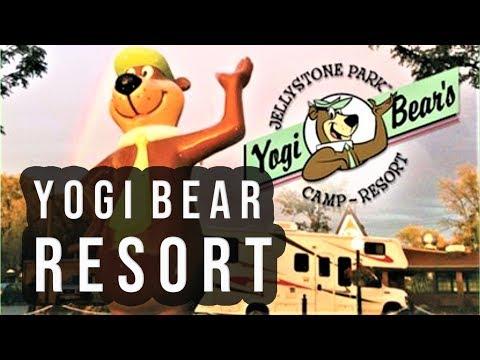 Yogi Bear's Jellystone Park Camp Resort NIAGARA FALLS - 4K