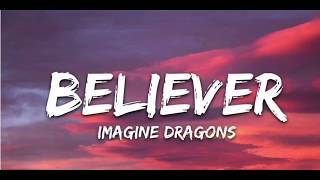 Imagine Dragons - Believer 1HOUR (1ЧАС)