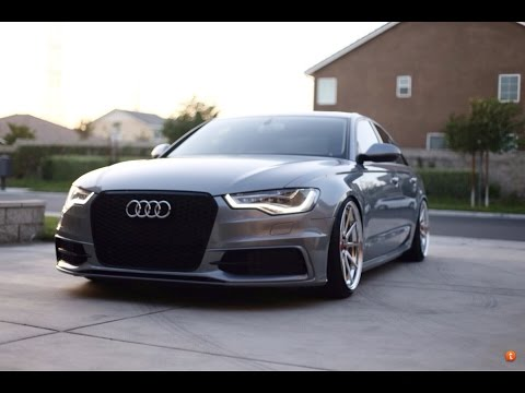 audi a6 c7 acu air suspension youtube. Black Bedroom Furniture Sets. Home Design Ideas