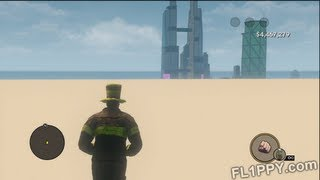 Saints Row: The Third Floating Platform Glitch Thumbnail