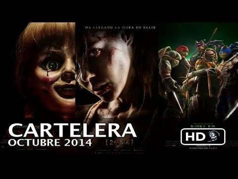 Cartelera de cine fant stico terror de octubre 2014 youtube - Cartelera de cine artesiete las terrazas ...