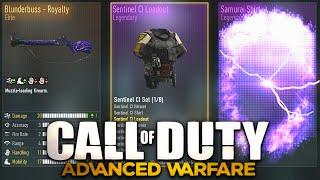 Advanced Warfare: STG44, SVO, & Blunderbuss HYPE! (Supply Drop Opening)
