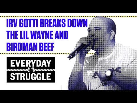 Irv Gotti Breaks Down the Lil Wayne and Birman Beef  Everyday Struggle