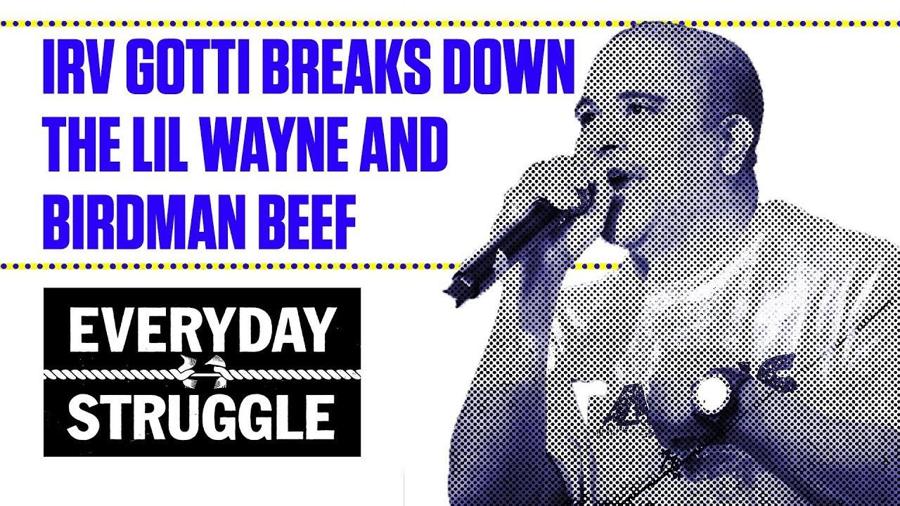 Irv Gotti Breaks Down the Lil Wayne and Birman Beef
