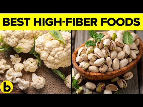 9 Healthiest High-Fiber Foods You Should Be Eating