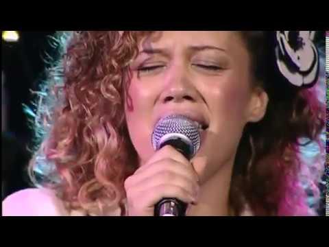 Jade McRae - Take me as I am - LIVE @ The BASEMENT