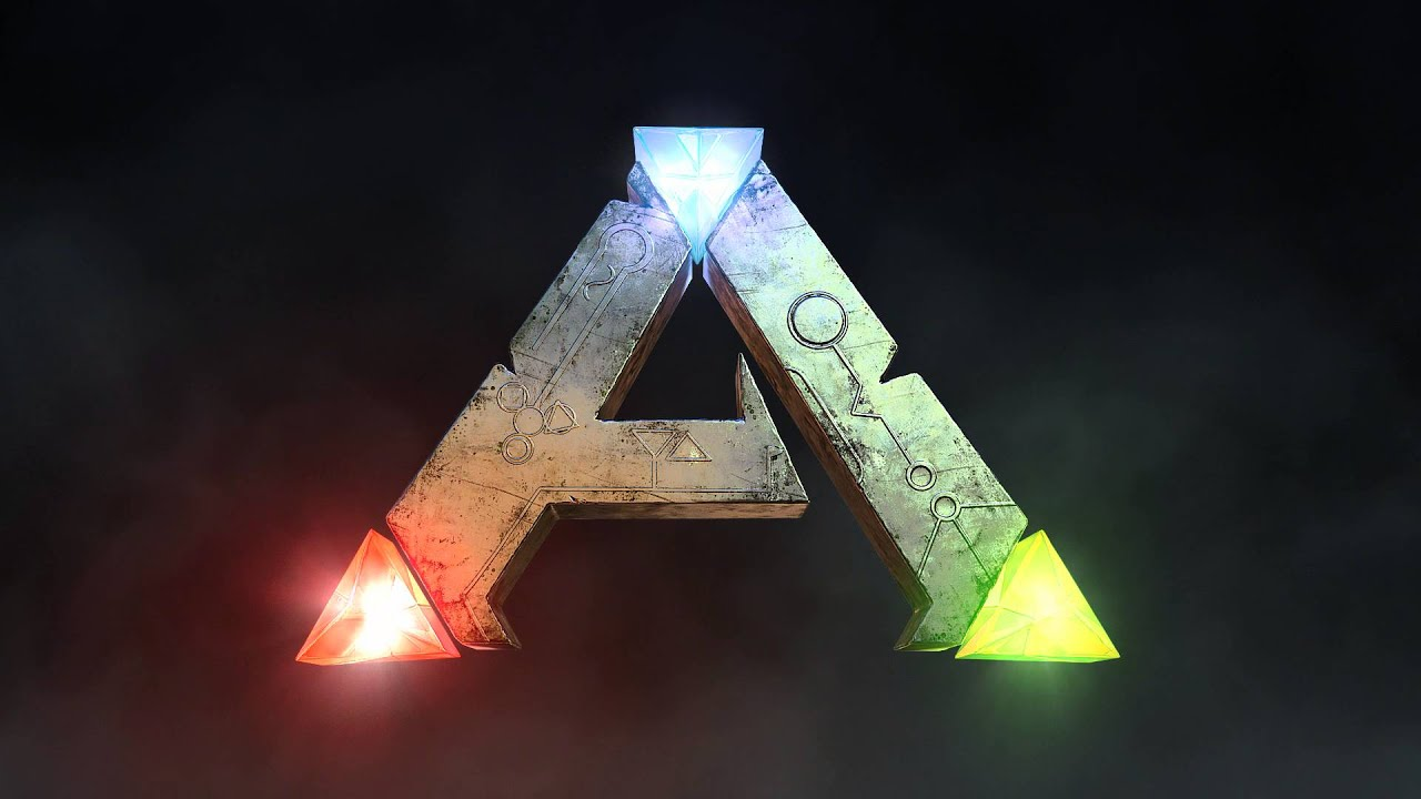 ark survival evolved tittle logo dreamscene   youtube
