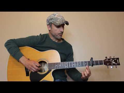 Millionaire - Chris Stapleton - Guitar Lesson | Tutorial