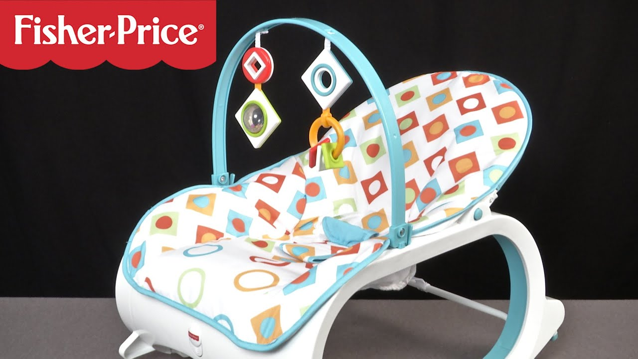 Infant To Toddler Rocker From Fisher Price Youtube