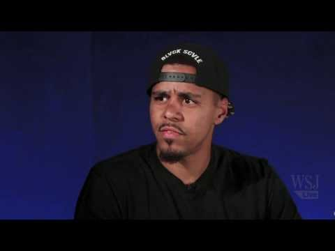 Rapper J. Cole Discusses Graduating Magna Cum Laude
