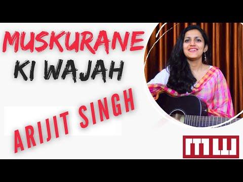 Muskurane Ki Wajah Tum Ho Guitar Lesson | Easy Chords | Arijit Singh | Music Wale