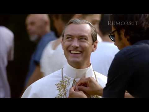 """The Young Pope – Behind The Scenes"",  Regia Di Fabio Mollo"