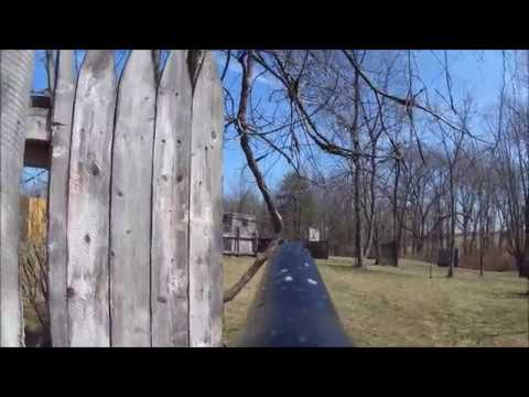 Etha 2 Rec and Woodsball Barrel Cam Paintball Play