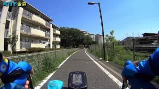 晩春の境川(橋本→江ノ島)×1.8倍速