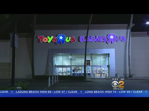 Toys 'R' Us To Close Several Southern California Stores
