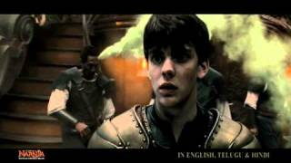 Telugu Trailer - The Chronicles Of Narnia- The Voyage Of The Dawn Treader - HQ