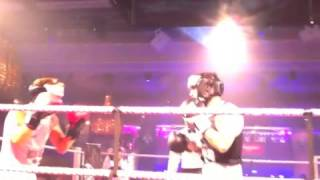 Boodles Boxing Ball 2013