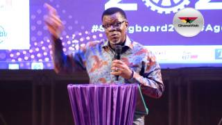 Fufu is killing Africans - Mensa Otabil