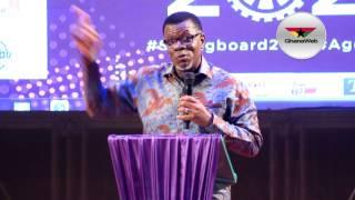 Fufu is killing Africans - Mensa Otabil