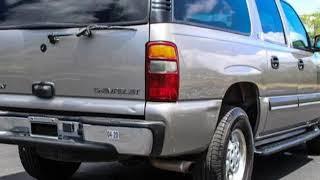 2002 Chevrolet Suburban 4dr 2500 4WD LT SUV - HONOLULU, HI
