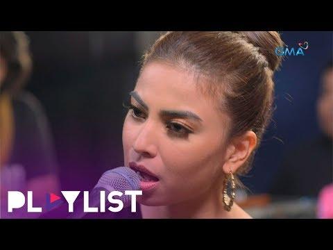 """Playlist Live: Glaiza De Castro – """"Ganti"""""""