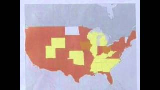 STAND YOUR GROUND LAWS BY STATE -- SUNLIGHT ANALYSIS -- CSPAN