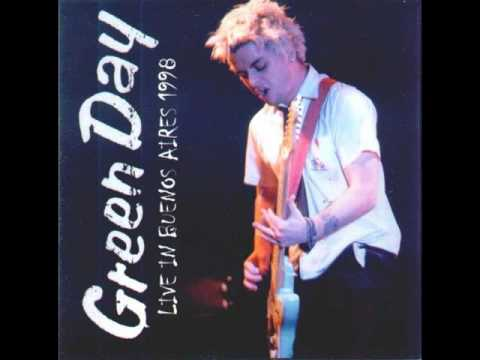 Green Day Live in Buenos Aires, Argentina 11.1.98