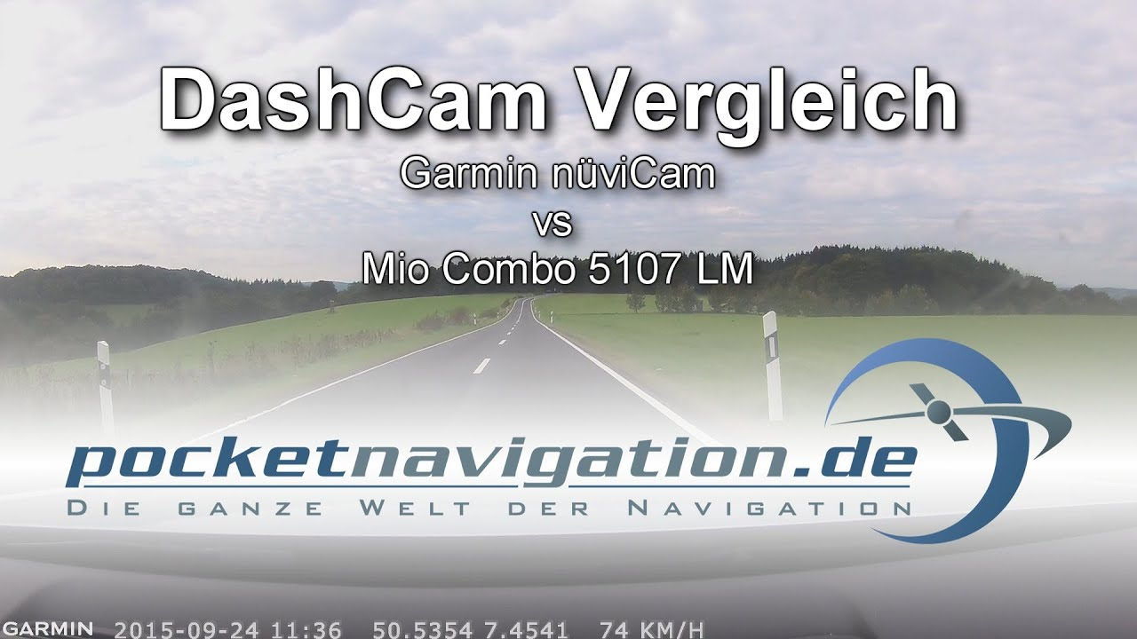 top navi test dashcam vergleich garmin n vicam vs mio. Black Bedroom Furniture Sets. Home Design Ideas