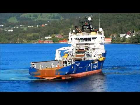 Stril Commander - anchor handling vessel (Norway)